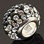 925 Sterling Silver Crystal Pandora Pendant